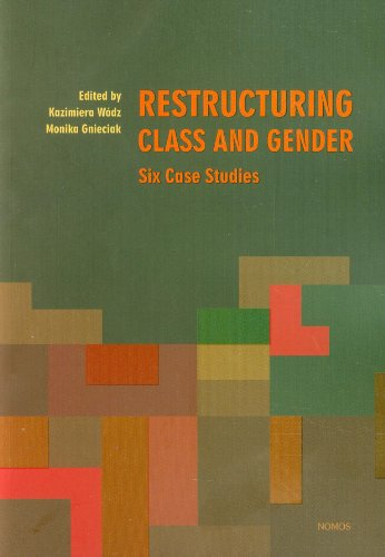 Restructuring class and gender