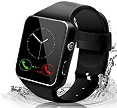 Adlynlife X5S Smartwatch for Android Phones, Smart Watches Touchscreen with Camera Bluetooth Watch Phone with SIM Card Slo...