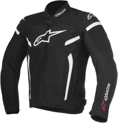 Alpinestars Men's 3300617-12-L Jacket Black Large Kentucky
