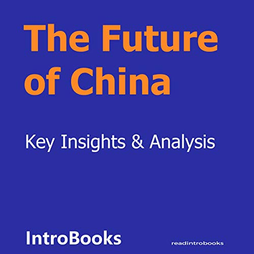 The Future of China cover art