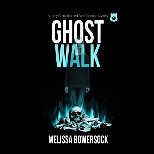 Ghost Walk Audiobook By Melissa Bowersock cover art