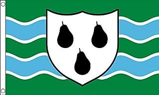 Worcestershire (Nuevo) Bandera
