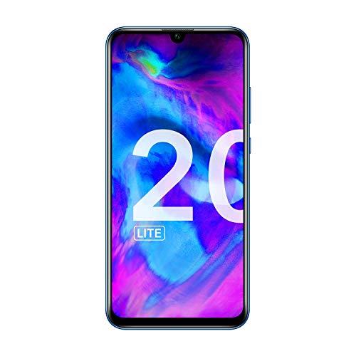 Honor 20 Lite Smartphone, 128 GB, Dual SIM, Blu [Versione Francese]