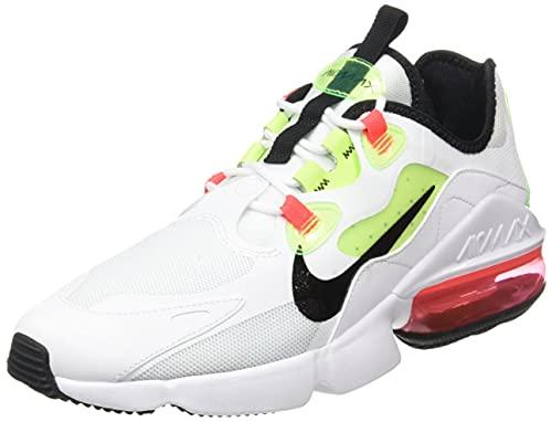 Nike Air MAX Infinity 2, Zapatillas para Correr Hombre, Color Blanco, 45 EU