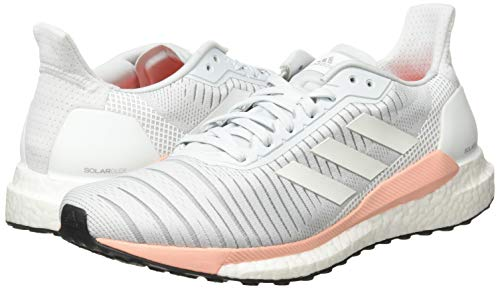 adidas Damen Solar Glide 19 Straßenlaufschuhe, Blutin/Ftwwht/Glopnk - 2