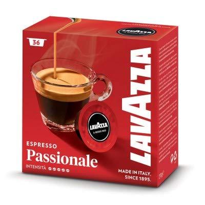 360 capsule caffè Lavazza a modo mio miscela passionale