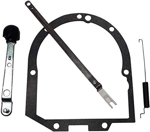 Stand Mixer Spring Speed Hever Control Reparatie Kit. Compatibel met Kitchenaid 4.5QT en 5QT Mixers.