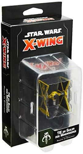 Tie do Clã de Mineração - Expansão, X-Wing 2.0 - Wave 2, Galápagos Jogos