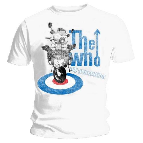 Collector's Mine Who, The - Scooter 7459TSWP T-shirt voor heren