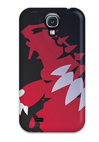 KnJCeKI2420lAujq Pok??mon Omega Ruby And Alpha Sapphire Fashion Tpu S4 Case Cover For Galaxy