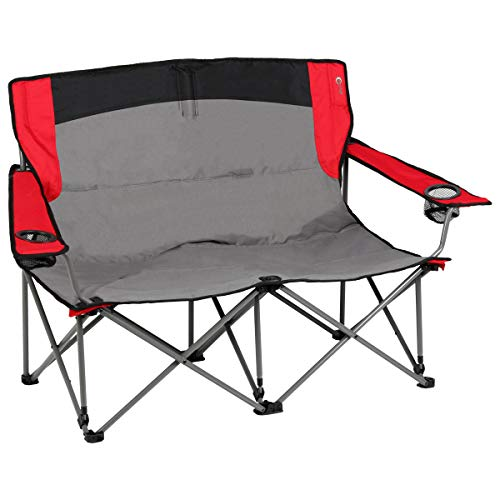 Portal 2 Person Love Seat Camp Chair Low...