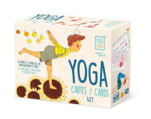Buki Y001 - Juego de Yoga 4 en 1