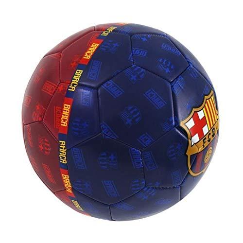 Ballon de football FC Barcelone Bleu/rouge