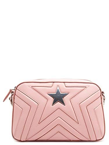 Luxury Fashion | Stella Mccartney Dames 500993W82146553 Roze Polyurethaan Schoudertassen | Seizoen Permanent