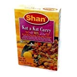 : Shan Kat a Kat Curry Mix - 50g: Grocery & Gourmet Food (Pack of 2)