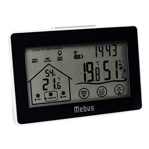 Mebus 40659 Funk-Wetterstation