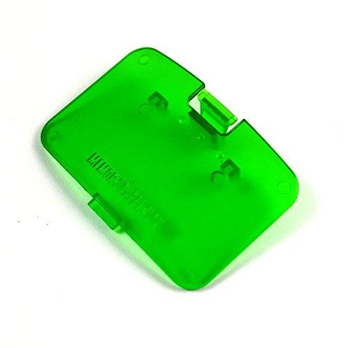 Klappe/Deckel in Jungle Green für Jumper Pack /Erweiterungs-Port - Nintendo 64 ,N64 NEU