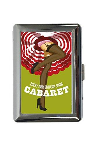Zigarettenetui Box Kino Kabaret Bedruckt