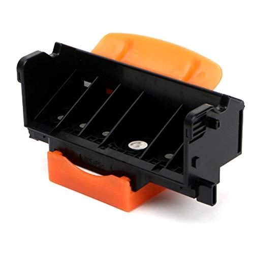 Druckkopf Printhead Kit,Tragbar Druckkopf Kits für QY6-0078, abnehmbarer Scanner-Druckkopf Druckerteile Büroelektronik, Schwarz/Farbdruck-Druckkopf-Ersatzteile