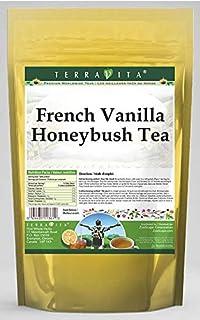 French Vanilla Honeybush Tea (25 Tea Bags, ZIN: 531734)