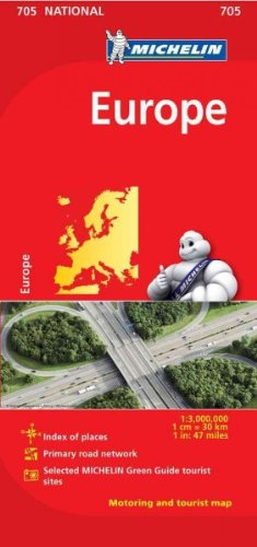 Price comparison product image Michelin Europe : 705 National