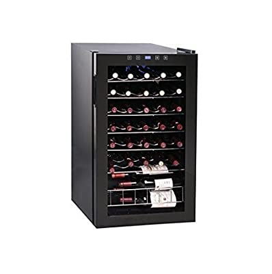 Royal Sovereign 33 Bottle Under Counter Wine Cooler by