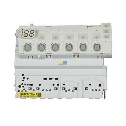 Bosch Siemens 00609423 609423 ORIGINAL Elektronik Steuerungsmodul Modul Platine Hauptplatine Spülmaschine Geschirrspüler auch Balay Constructa Neff