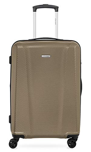 Cavalet Aicon Hand Luggage 66 Centimeters 80 Beige (Champagne)
