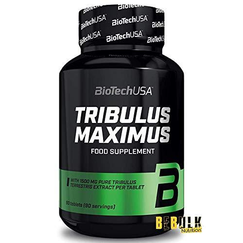 Biotech USA Tribulus Maximus Estimulante de Testosterona - 171 gr