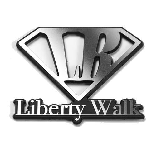 LBWK LBエンブレム Diamond LB Logo Silver #EB11