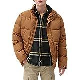 Dickies Olaton Puffa Jacket Medium Brown Duck