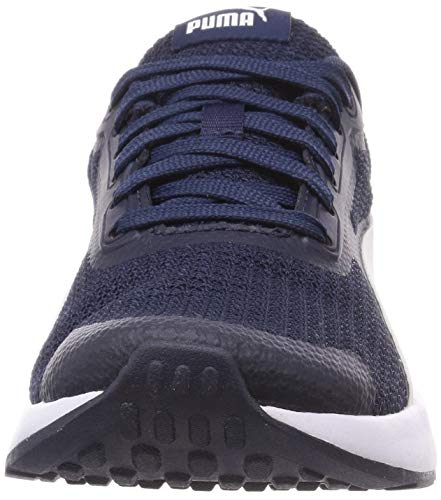 PUMA Taper, Zapatillas Unisex Adulto, Azul (Peacoat White/Peacoat), 45 EU