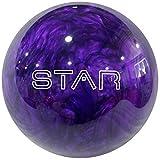 Elite Star Purple Pearl Bowling Ball