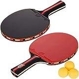 Juego de Tenis de Mesa con Bolsa de Transporte - 2 Bates de