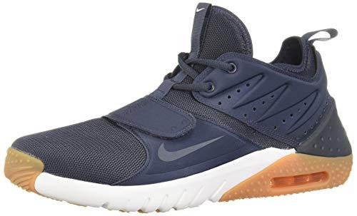 Nike Air MAX Trainer 1, Zapatillas de Deporte Hombre, Azul (Thunder Blue/Black/Total Orang 400), 45.5 EU