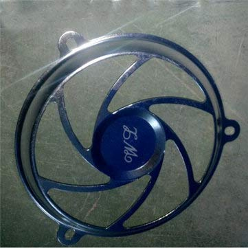 JenNiFer Motorrad Roller Lüfterhaube Für Rsz125 Gy6-125Cc 150Cc - Weiß