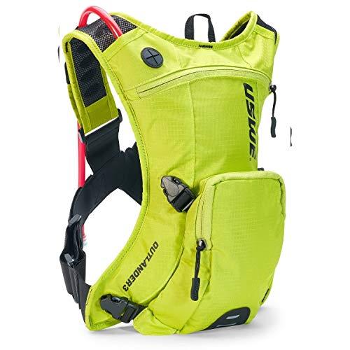 USWE Unisex– Erwachsene Outlander 3 Packtasche, gelb, 1size