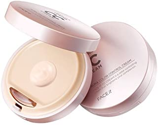 The Face Shop Face It Aura CC Cream, Natural Beige, 0.70 Ounce
