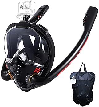 HJKB Full Face Snorkel Mask