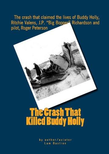 The Crash That Killed Buddy Holly (English Edition)