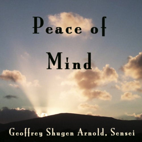 Peace of Mind audiobook cover art