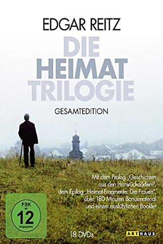 Die Heimat Trilogie - Gesamtedition [18 DVDs]