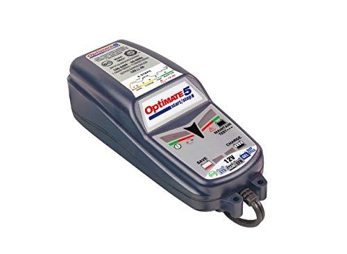 Optimate 5 VoltMatic -cargador y tester para baterías de 12V 4 / 2.8A