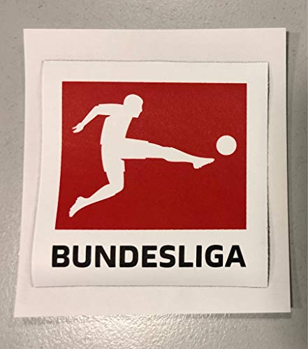 Flock Original DFL Bundesliga Logo Patch Erwachsene