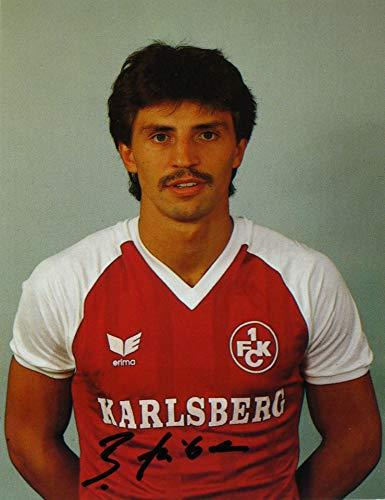 AK Bruno Hübner (1. FC Kaiserslautern)
