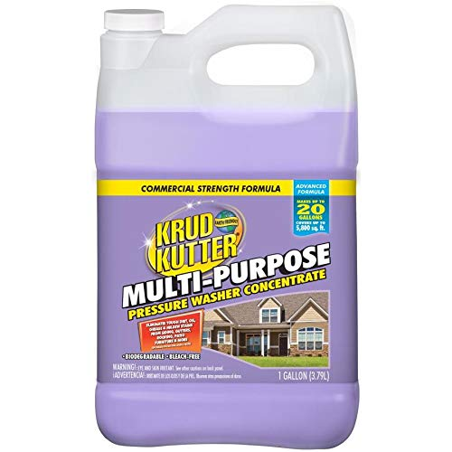 Krud Kutter 1-Gallon Multi-Purpose Pressure Washer Cleaner