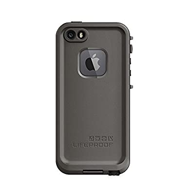 NEW LifeProof FR? SERIES Waterproof Case for iPhone 5/5s/SE - Retail Packaging - GRIND (DARK GREY/SLATE GREY/SKYFLY BLUE)