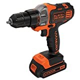 BLACK+DECKER 20V MAX Taladro/destornillador inalámbrico Matrix