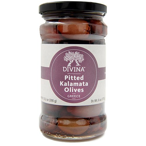 Pitted Kalamata Olives Super special price excellence pack 4