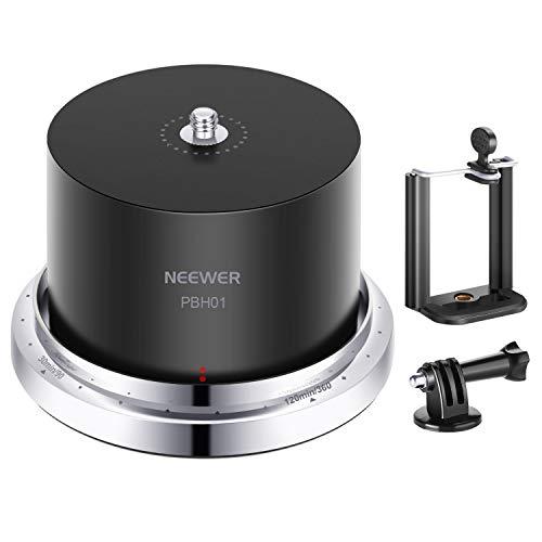 tripode con estabilizador de la marca Neewer